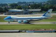 Boeing VC-25A (747-2G4B)