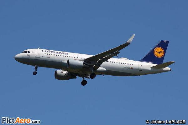 Airbus A320-214/WL  (Lufthansa)