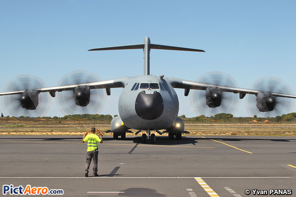 Airbus A400M Atlas (France - Air Force)