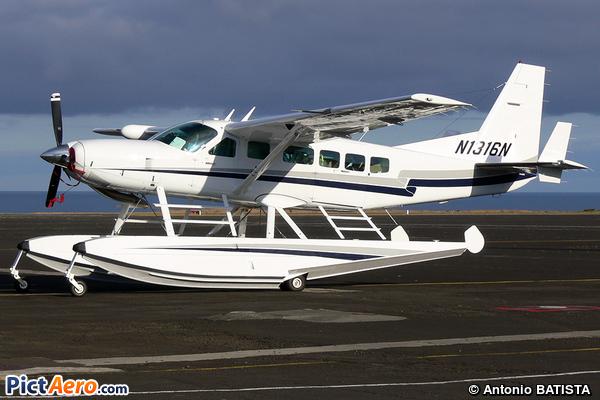 Cessna 208 Caravan (Airlog International Ltd.)