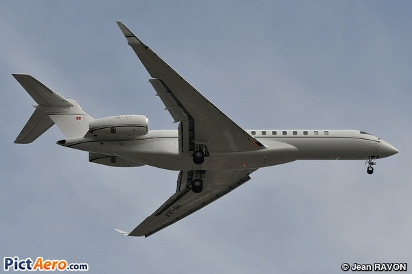 Bombardier BD-700-2A12 Global 7500  (Air King Jet)
