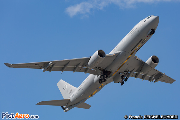 Airbus A330-243MRTT (Netherlands - Royal Air Force)