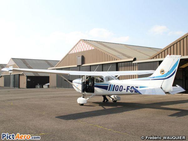Reims F172-M Skyhawk (Aéroclub du Borinage)
