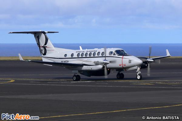 Beechcraft B300 King Air 350ER (Hawker Beechcraft)