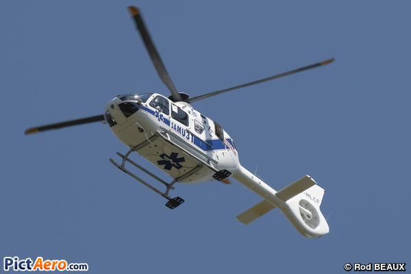 Airbus Helicopters H135 (SAMU 31 (Hélicap))