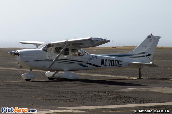 Cessna 172S SkyHawk (American King Air Ferries Inc)