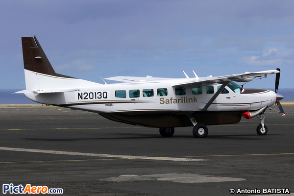 Cessna 208B Grand Caravan (Cessna Finance Export Corporation)