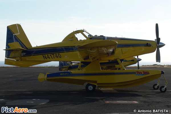 Air Tractor AT-802A Fire Boss (Private / Privé)
