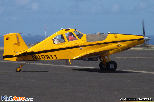 Air Tractor AT-602 (Private / Privé)