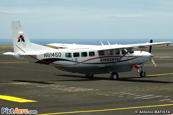 Cessna 208 Caravan I (Tropical Aviation Distributors)