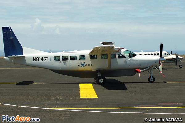 Cessna 208B Grand Caravan (Cessna Finance Export Corp.)
