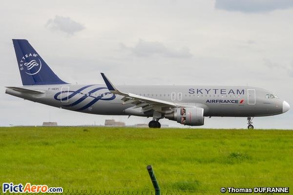 Airbus A320-214/WL (Air France)