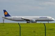 Airbus A321-231 (D-AISL)