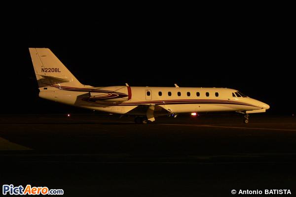Cessna 680 Citation Sovereign (Private / Privé)