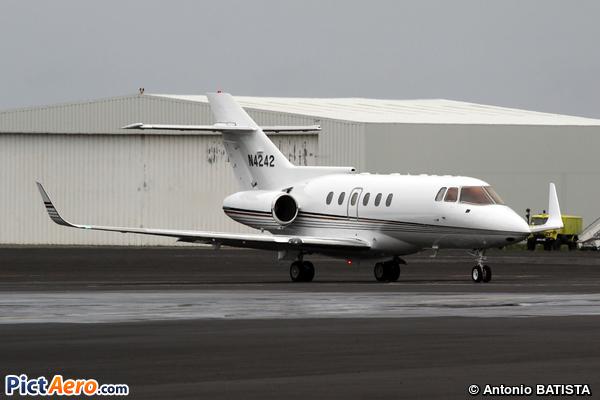 BAe-125-800A (Private / Privé)