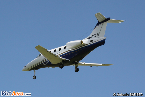 Hawker Beechcraft 390 (Specialized Aircraft Services Inc.)