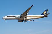 Airbus A350-941 (9V-SMO)