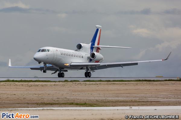 Dassault Falcon 7X (France - Air Force)