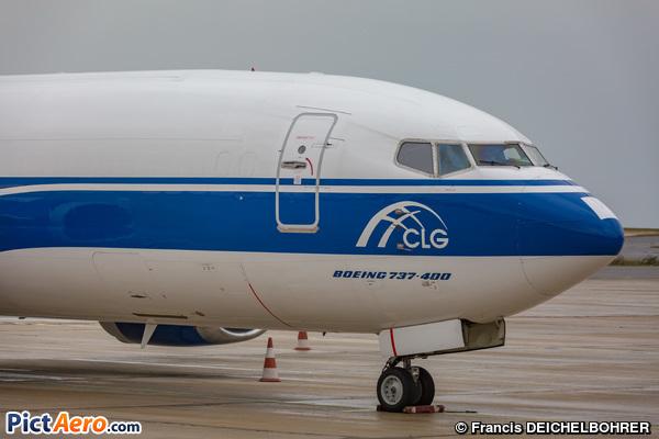 Boeing 737-45D (CARGOLOGIC GERMANY)