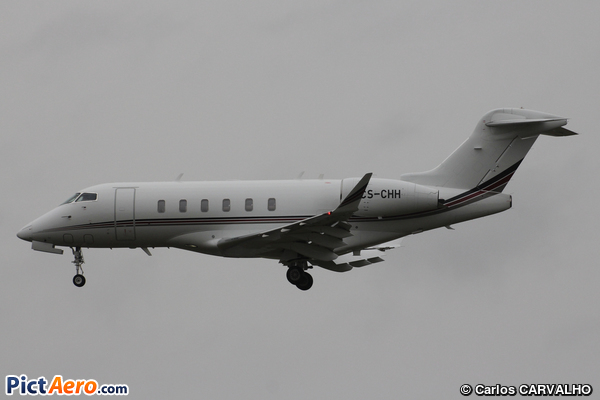 Bombardier BD-100-1A10 Challenger 350 (NetJets Europe)