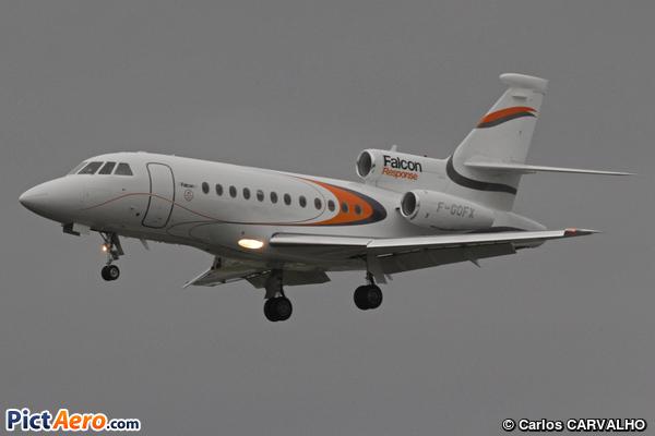 Dassault Mystere Falcon 900B (Dassault Falcon Service)