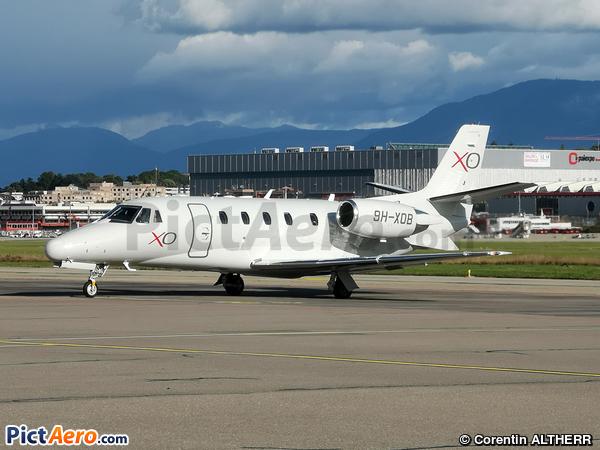 Cessna 560XL Citation XLS (Xojet Inc.)