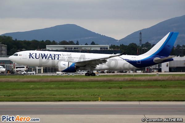 Airbus A330-841Neo (Kuwait Airways)