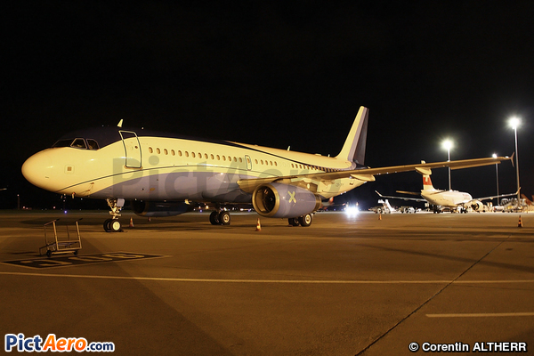 Airbus A320-232 (Masterjet)