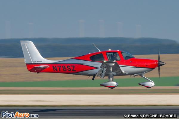 Cirrus SR-22 GS (Privé)