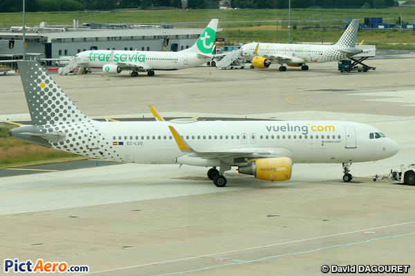 Airbus A320-214 (Vueling Airlines)