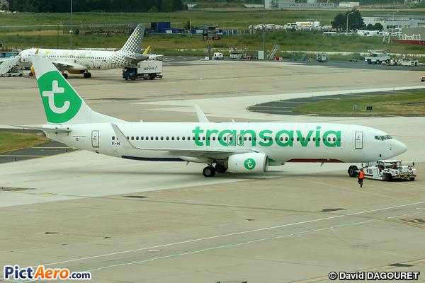 Boeing 737-8K2/WL (Transavia France)
