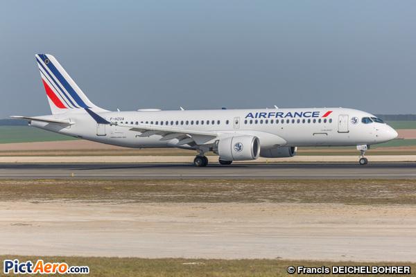Airbus A220-371  (Air France)