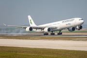 Airbus A340-642 (9H-FFC)