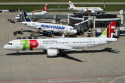 Airbus A321-251N (CS-TJI)