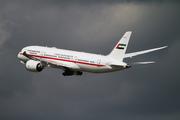 Boeing 787-8 Dreamliner (A6-PFC)